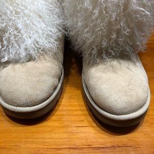UGG Shoes - UGG Australia 1875 Mongolian Fur size 10